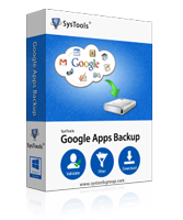 Google Apps Backup Box