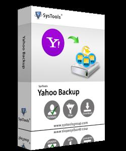 Yahoo backup