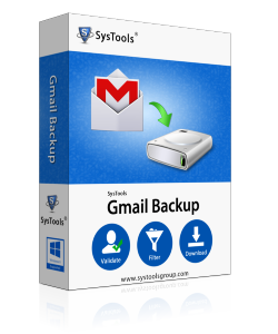 GMail Backup Box