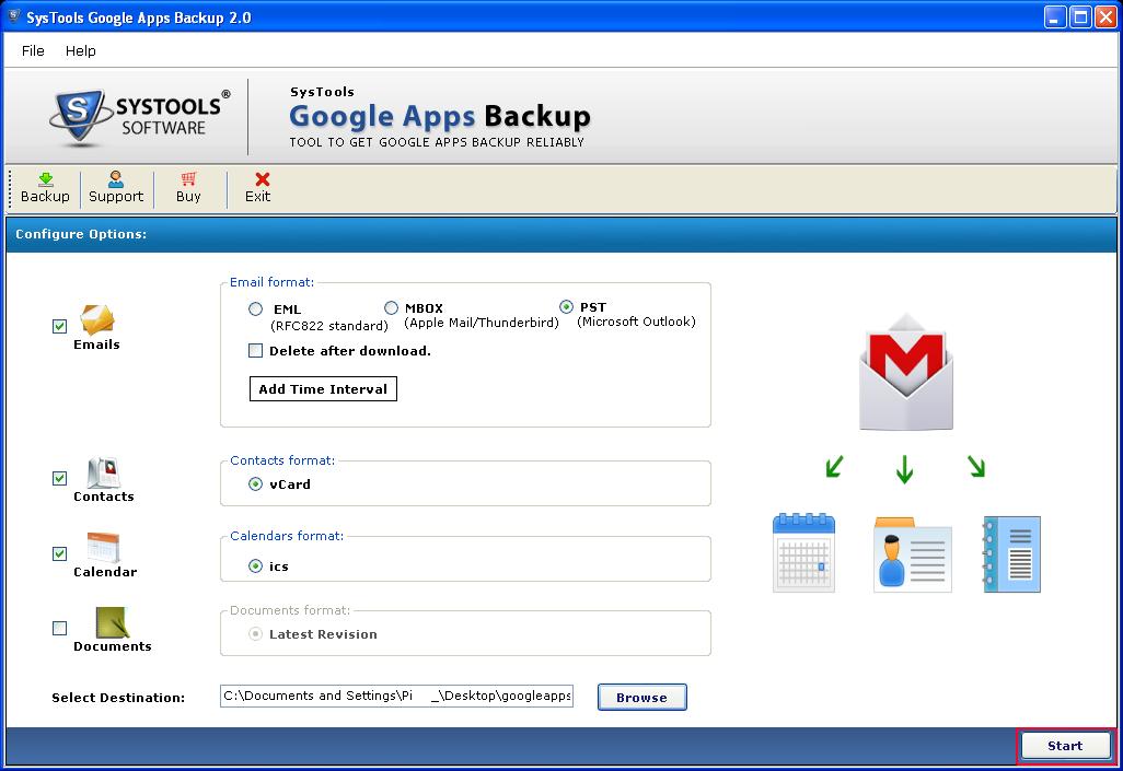 Best Online Backup For Google Apps Software