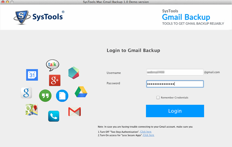 how to find gmail password on mac